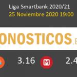 Zaragoza vs Rayo Vallecano Pronostico (25 Nov 2020) 7