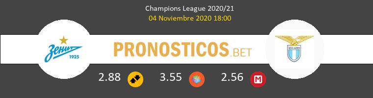 Zenit vs Lazio Pronostico (4 Nov 2020) 1