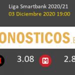 Almería vs Mallorca Pronostico (3 Dic 2020) 5