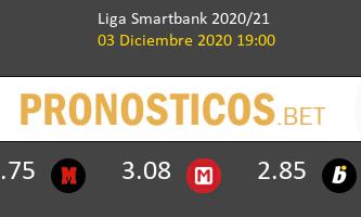 Almería vs Mallorca Pronostico (3 Dic 2020) 2