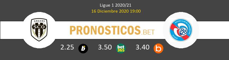 Angers SCO vs Estrasburgo Pronostico (16 Dic 2020) 1