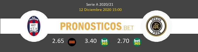 Crotone vs Spezia Pronostico (12 Dic 2020) 1