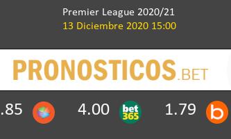 Crystal Palace vs Tottenham Hotspur Pronostico (13 Dic 2020) 2