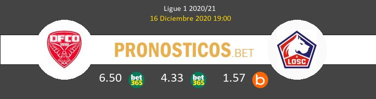 Dijon FCO vs Lille Pronostico (16 Dic 2020) 1