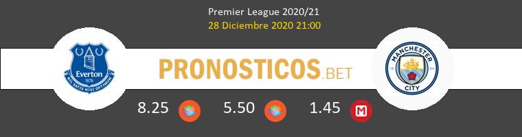 Everton vs Manchester City Pronostico (28 Dic 2020) 1