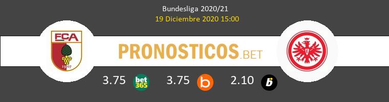 FC Augsburgo vs Eintracht Frankfurt Pronostico (19 Dic 2020) 1