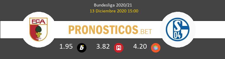FC Augsburg vs Schalke 04 Pronostico (13 Dic 2020) 1