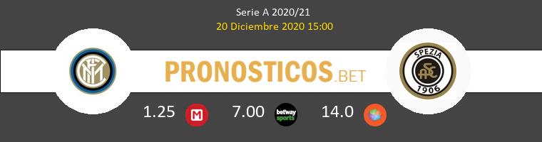 Inter vs Spezia Pronostico (20 Dic 2020) 1
