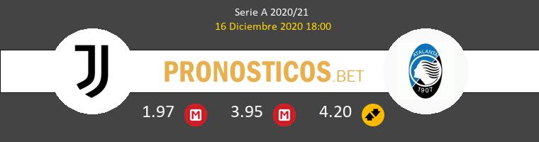 Juventus vs Atalanta Pronostico (16 Dic 2020) 1