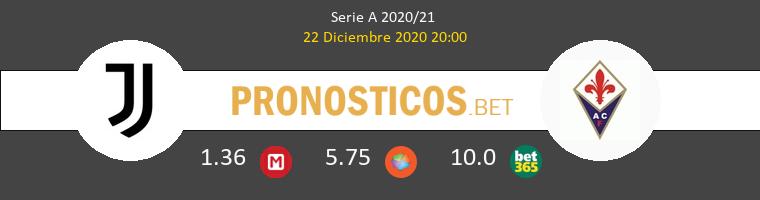Juventus vs Fiorentina Pronostico (22 Dic 2020) 1