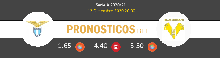 Lazio vs Hellas Verona Pronostico (12 Dic 2020) 1