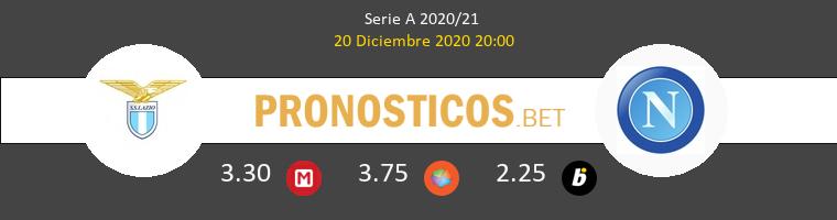 Lazio vs Napoli Pronostico (20 Dic 2020) 1