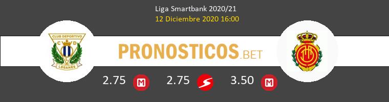 Leganés vs Mallorca Pronostico (12 Dic 2020) 1