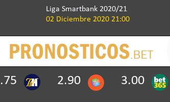 Lugo vs Las Palmas Pronostico (2 Dic 2020) 3