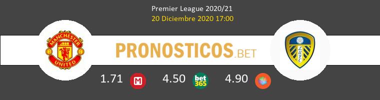 Manchester United vs Leeds United Pronostico (20 Dic 2020) 1