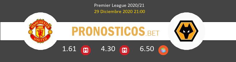 Manchester United vs Wolves Pronostico (29 Dic 2020) 1
