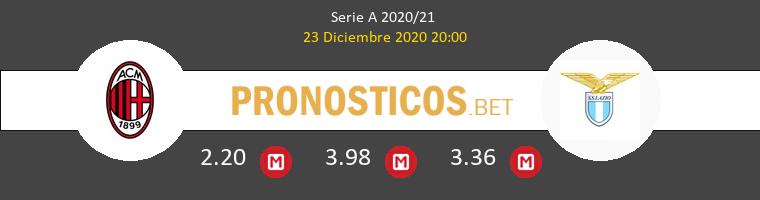AC Milan vs Lazio Pronostico (23 Dic 2020) 1