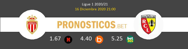 Monaco vs Lens Pronostico (16 Dic 2020) 1