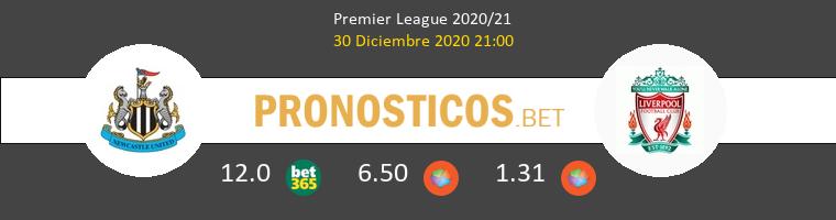 Newcastle vs Liverpool Pronostico (30 Dic 2020) 1