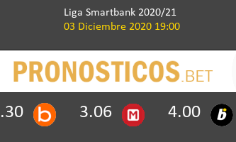Real Oviedo vs Alcorcón Pronostico (3 Dic 2020) 1