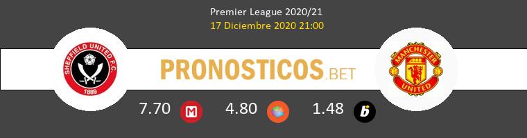 Sheffield United vs Manchester United Pronostico (17 Dic 2020) 1