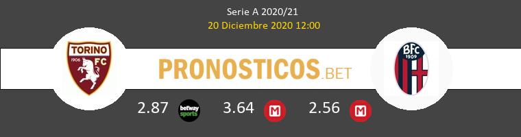 Torino vs Bologna Pronostico (20 Dic 2020) 1
