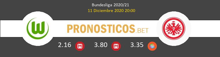 Wolfsburg vs Eintracht Frankfurt Pronostico (11 Dic 2020) 1