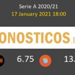 Atalanta vs Génova Pronostico (17 Ene 2021) 4