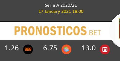 Atalanta vs Génova Pronostico (17 Ene 2021) 5