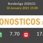Borussia Dortmund vs Mainz 05 Pronostico (16 Ene 2021) 5