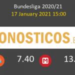 Bayern vs SC Freiburg Pronostico (17 Ene 2021) 3