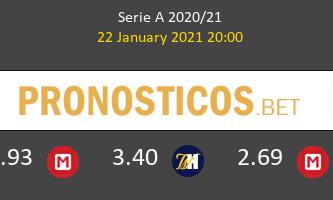 Benevento vs Torino Pronostico (22 Ene 2021) 2