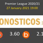 Burnley vs Aston Villa Pronostico (27 Ene 2021) 6