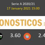 Crotone vs Benevento Pronostico (17 Ene 2021) 6