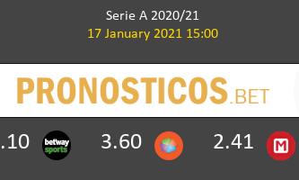 Crotone vs Benevento Pronostico (17 Ene 2021) 1