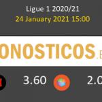 Dijon FCO vs Strasbourg Pronostico (24 Ene 2021) 5