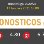 Eintracht Frankfurt vs Schalke 04 Pronostico (17 Ene 2021) 2