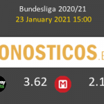 FC Augsburg vs Union Berlin Pronostico (23 Ene 2021) 6