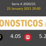Fiorentina vs Crotone Pronostico (23 Ene 2021) 6