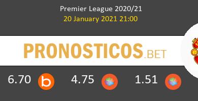 Fulham vs Manchester United Pronostico (20 Ene 2021) 11