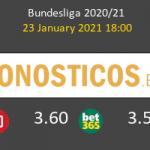 Hertha Berlín vs Werder Bremen Pronostico (23 Ene 2021) 4