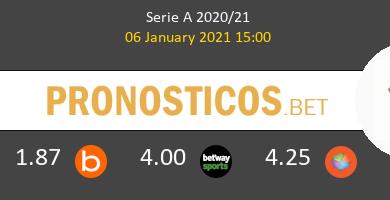 Lazio vs Fiorentina Pronostico (6 Ene 2021) 6