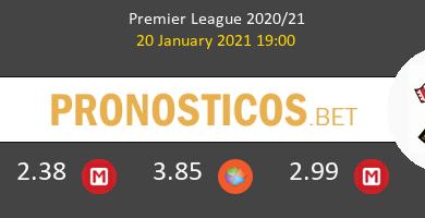 Leeds United vs Southampton Pronostico (20 Ene 2021) 12