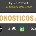 Lille vs Stade de Reims Pronostico (17 Ene 2021) 3
