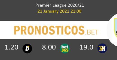 Liverpool vs Burnley Pronostico (21 Ene 2021) 10