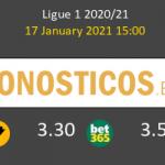 Lorient vs Dijon FCO Pronostico (17 Ene 2021) 5