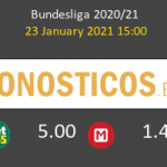 Mainz 05 vs Red Bull Leipzig Pronostico (23 Ene 2021) 7