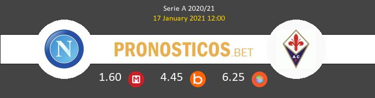 Nápoles vs Fiorentina Pronostico (17 Ene 2021) 1