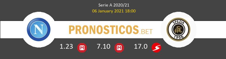 Nápoles vs Spezia Pronostico (6 Ene 2021) 1