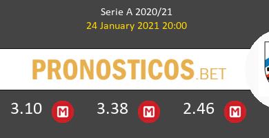 Parma vs Sampdoria Pronostico (24 Ene 2021) 6